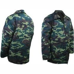 Куртка утепленная (КМФ)