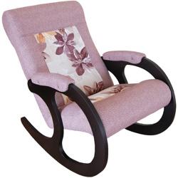 Кресло-качалка Бастион 3тканевая