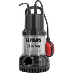Насос Elpumps CT 3274W для чистой воды