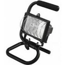 Прожектор галогеновый (с рукояткой, переносной) (500Вт) STARTUL